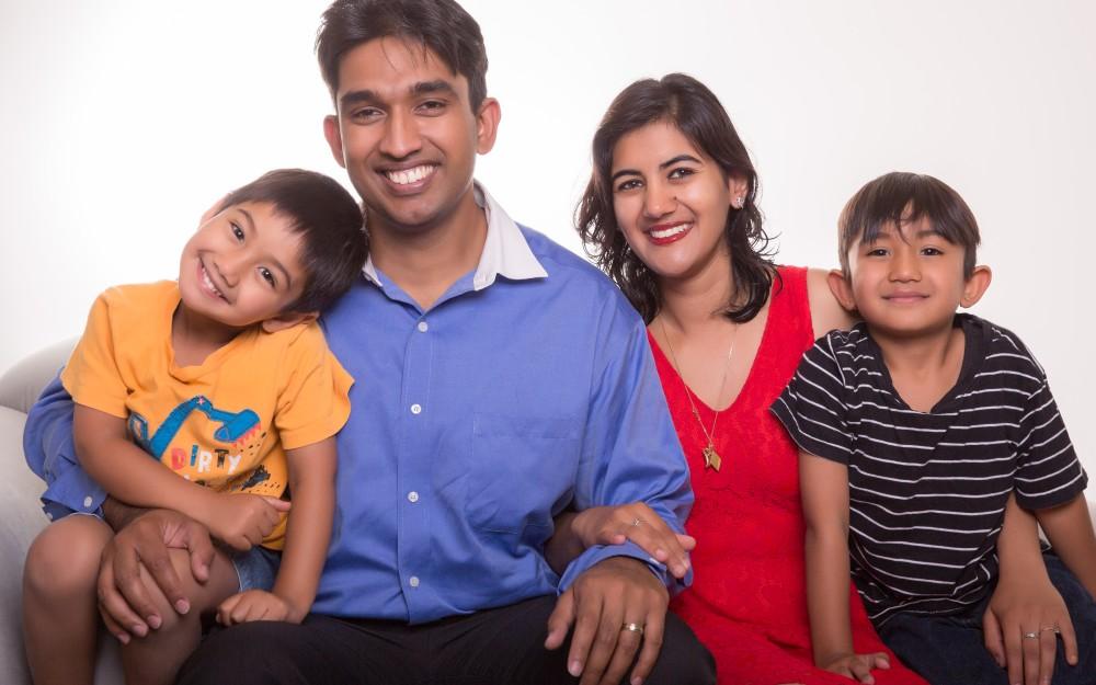 Shiva's Family-6